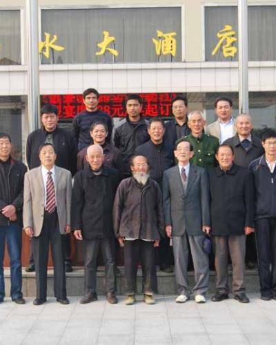 欢迎台湾宗亲暨朐阳殷氏五届宗谱编修研讨会预备会议简报